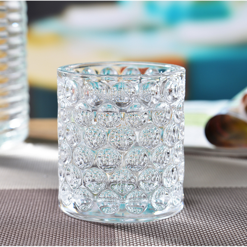 Embossed Design Drinking Glassware Whisky Cups,Shot Glass For Drink