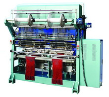 High Quality Fully Automatic Scarf Warp Knitting Machine Manufacturer