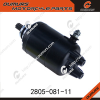 for BAJAJ PULSAR 180 UG 180CC starter motor for india motorcycle