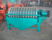 Large capacity Titanium Ore Magnetic Separator Machine