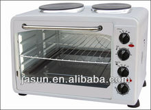Electric Oven With Two Hotplates