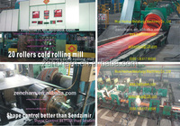 second hand hot rolling mill bar debar wire rod L angle U channel I H beam cold 12-hi 20-hi Roller steel sheet plate strip coil