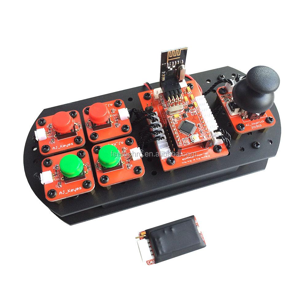 Arduino робот своими руками c пультом wi-fi 50
