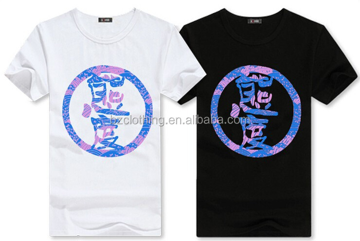 Custom Sublimation Sport T Shirt Brand Mens Camiseta Shirt Wholesale