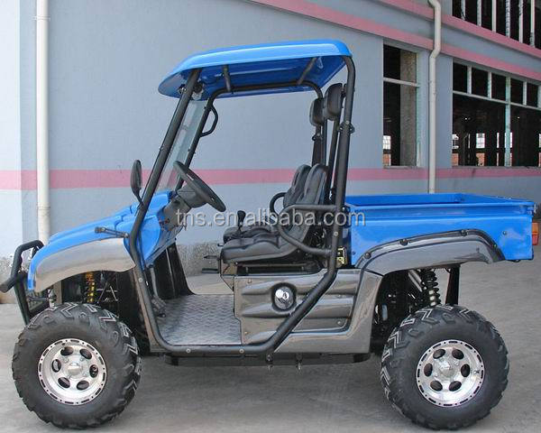 TNS good quality all road 600cc atv