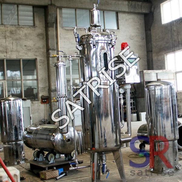 Stainless steel mushroom fermentation tank