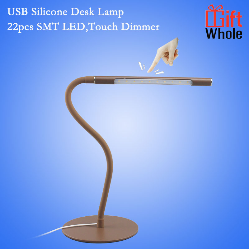 2016 Ultra bright table lamp flexible led desk lamp