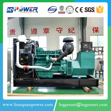 electric 150kw shopping mall generators made in china
