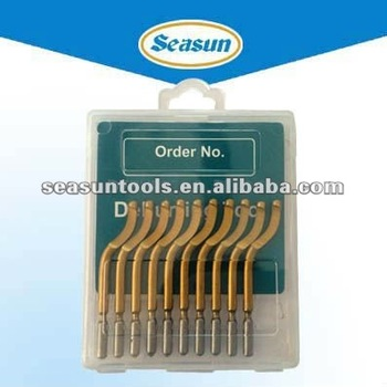 Tin coated HSS Deburring Tools Cutting Blade