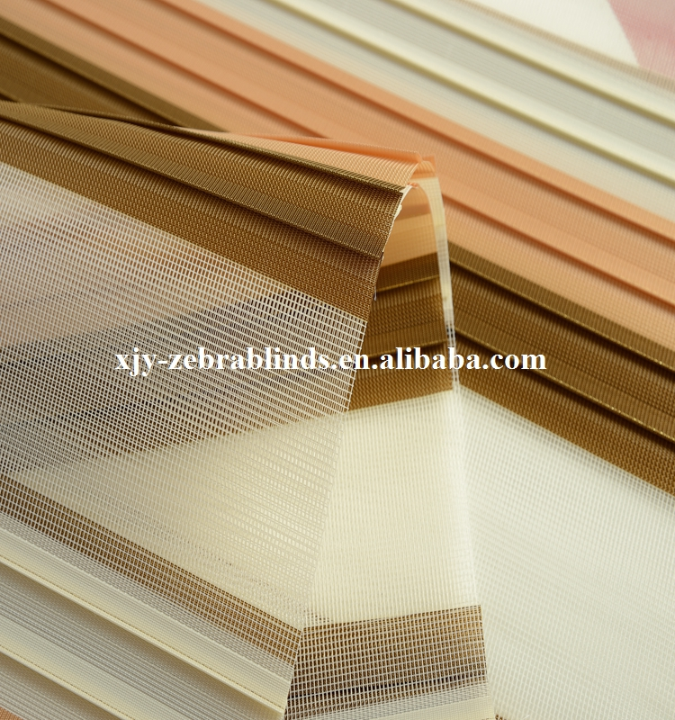 Wholesale suncreen fabric for pleated roller blinds with cheap price