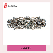 Alibaba china wholesale women jewelly crystal hair barrette