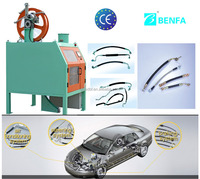 Benfa 2015 Top Sell BFB24L-140CF 24 Carriers Braiding Machine For Auto Car Hose