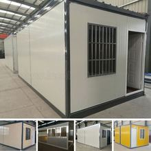 Low cost flexible design Lebanon prefabricated house with insulated sandwich panels