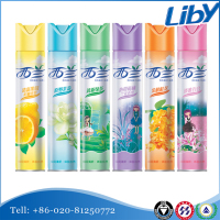 Sealand Eco-friendly Lily Air Freshener Sprayer