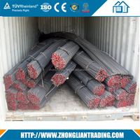 Mild high tensile corrugated deformed reinforced steel bar price