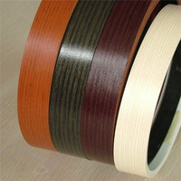 plastic furniture Woodgrain/Wood grain PVC/ABS Edge Banding