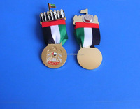 powerlifting world championships awards medallions with honor dubai