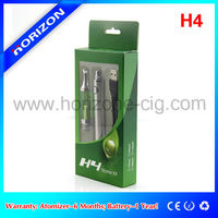 high demand electronic tobacco pipe manufacturing in china horizon h4 blister kit