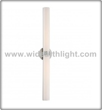 UL CUL Listed Hotel Supplier Long Slim Bathroom Glass Wall Mirrors Lamp Light Fixture W50529