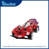 Newest design hyper speed rc plastic toy car for boys