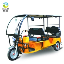 three wheel motorcycle two seats bicycle adult tricycle