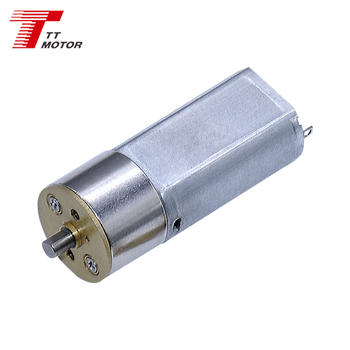 good performance dc motor electric 6v with gearbox