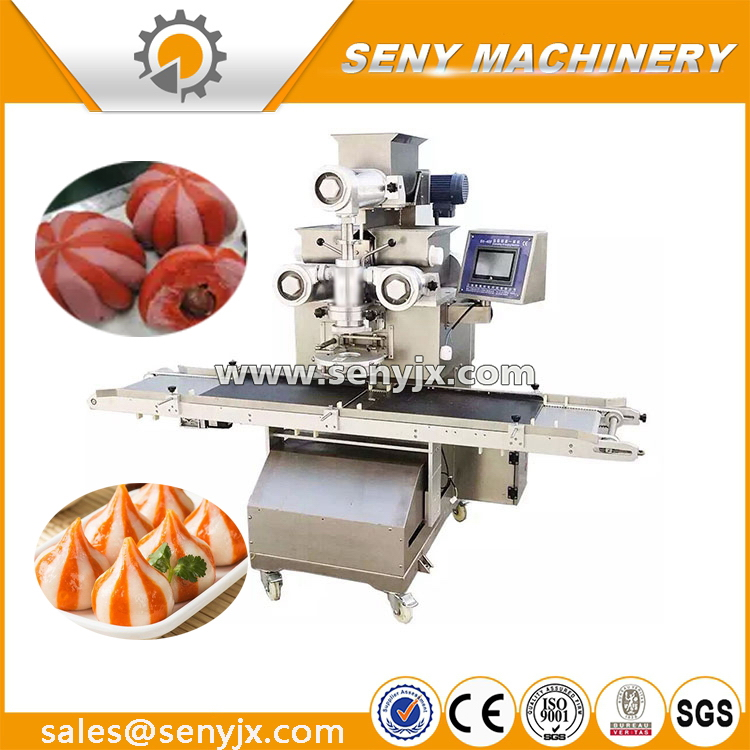 Good quality useful crystal bun making machine
