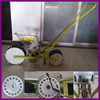 New design hand push corn seeder