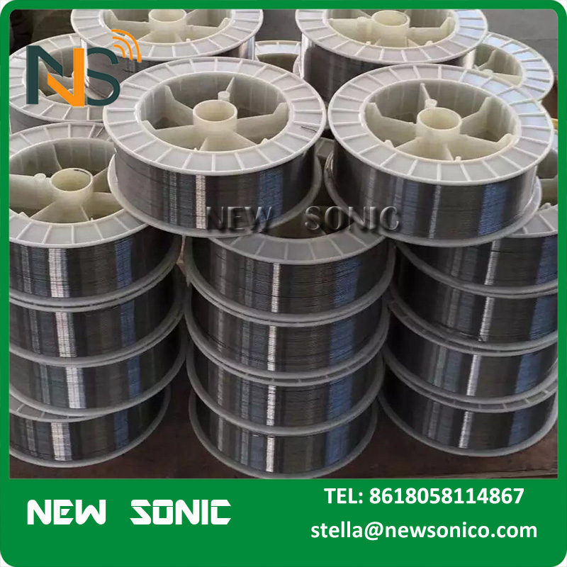 Low Price Solid Nichrome FeCrAl Pure Nickel Wire Alloy Ribbon Flat Electrical Wire