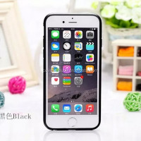 New Glow in Dark Luminous Case Cover Hybrid Clear Transparent TPU Gel Colorful Back Shell for iPhone 6 4.7 inch