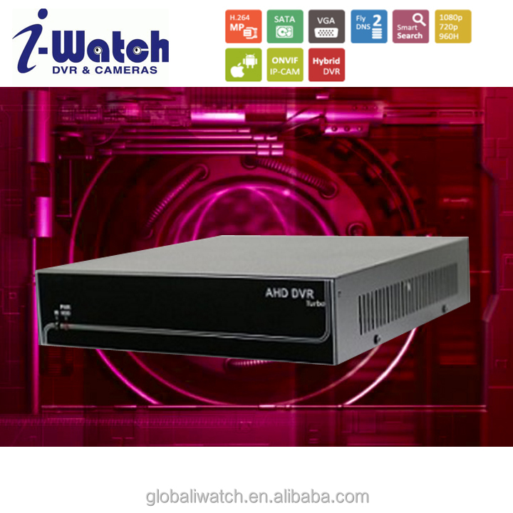 IW-5008-N Mini size 8CH 1080P embedded NVR