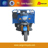 Motorized Driving Pedal Cargo Tricycle/Heavy Load Tricycle/Three-Wheeled Motorcycles