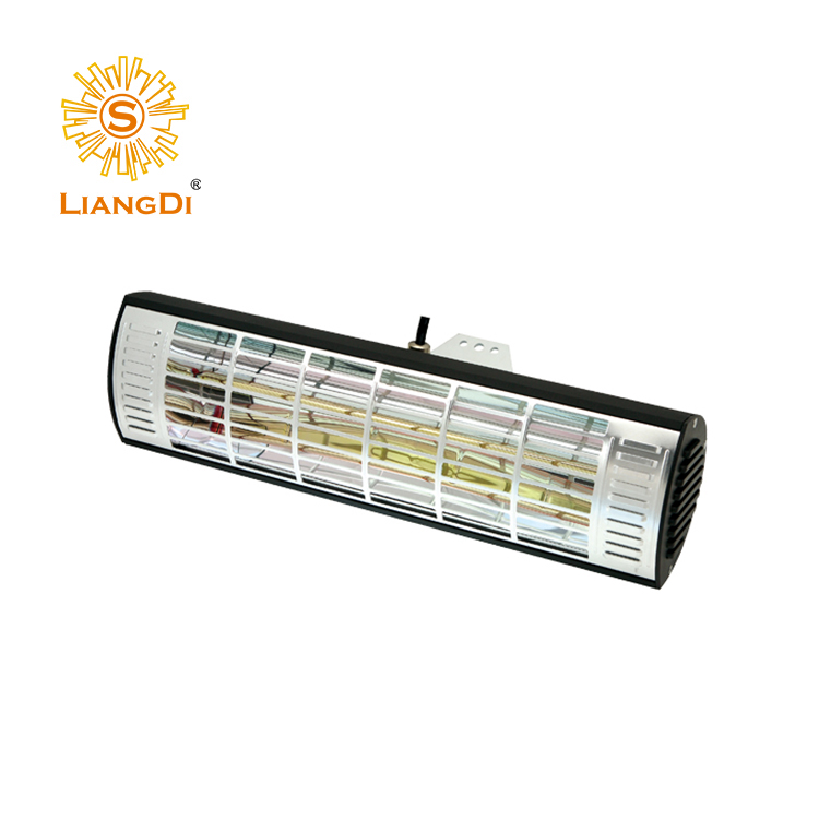 LiangDi halogen winter heaters outdoor infrared heater