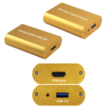 Hdmi video capture card direct tonen/usb hdmi capture doos