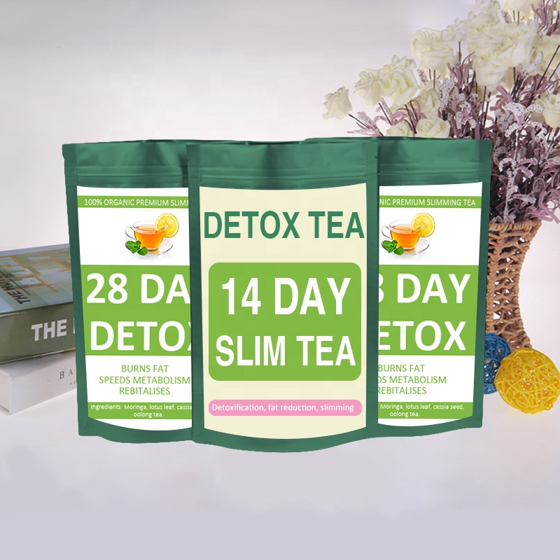 14 day skinny tea with private label drop shipping slimming detox teatox