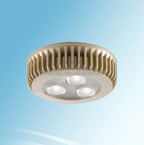 220v high power epistar 4w led ceiling lamp