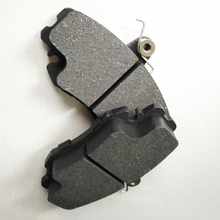 Wholesale auto spare parts metallic brake pads for peugeot 405 206 207