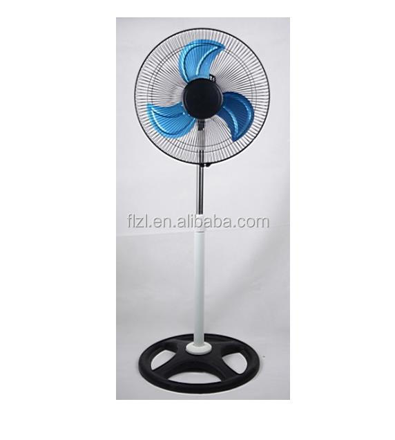 hot selling 110v electric cheap oscillating stand fan air cooling fan