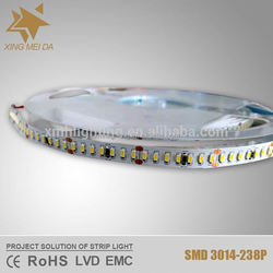 Factory price continuous length flexible led light strip