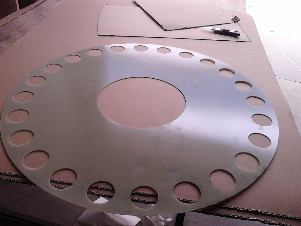 FR-4 carrier wheel for piston ring