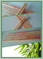 Chinese disposable bamboo chopsticks in bulk