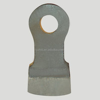 Customized cheapest rocks and minerals small hammer crusher parts