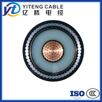 XLPE insulated power cable supplier cooper cable no steep wire armored