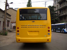 CNG city bus for sale