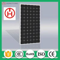 commercial 250w solar modules pv panel mono price with CE ROHS