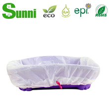 Eco-friendly biodegradable D2W pet waste bag cat poop bag for sale