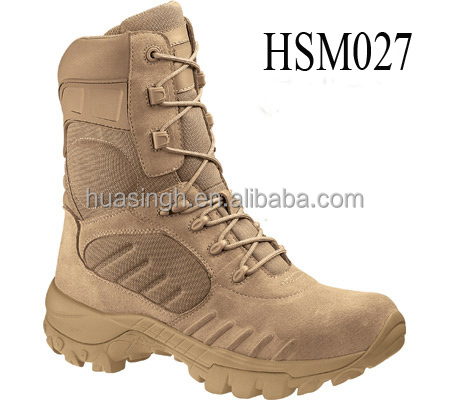 harsh environment anti-riot & anti-shock Bates delta force desert storm boots