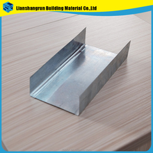Gypsum Wall Galvanized U and C Metal Steel Profile