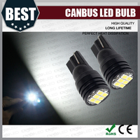 3020SMD Canbus reading dome light t10 168 w5w side marker light