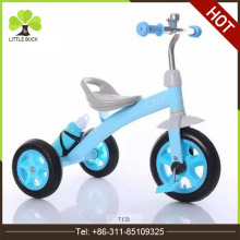China Factory modern Metal Material Children Tricycle Baby Tricycle 3 Wheels Toy super trike power wheels wholesale